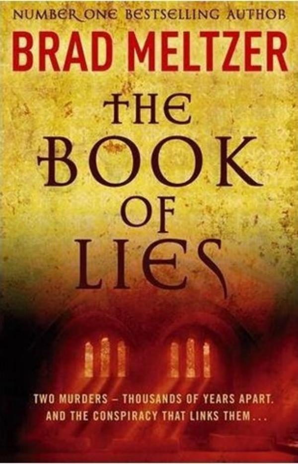Book Of Lies - Brad Meltzer