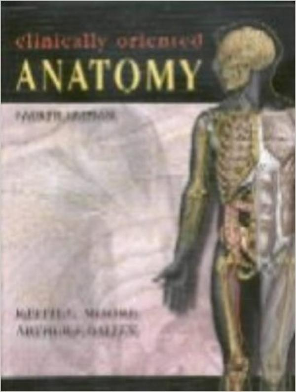 1. Clinically Oriented Anatomy, Sixth Edition: Softcover North ...