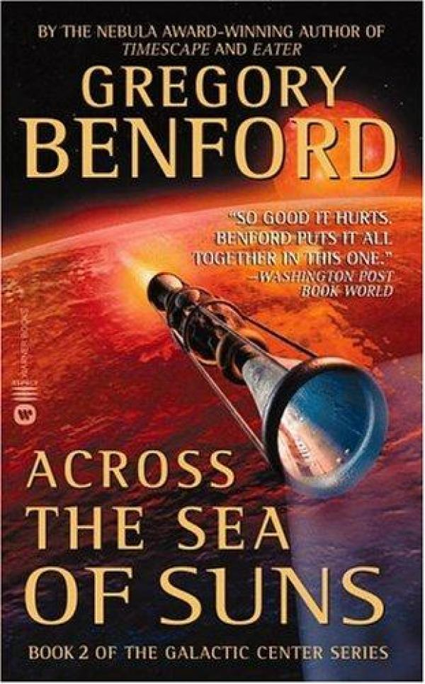 A Cross The Sea Of Suns / Gregory Benford