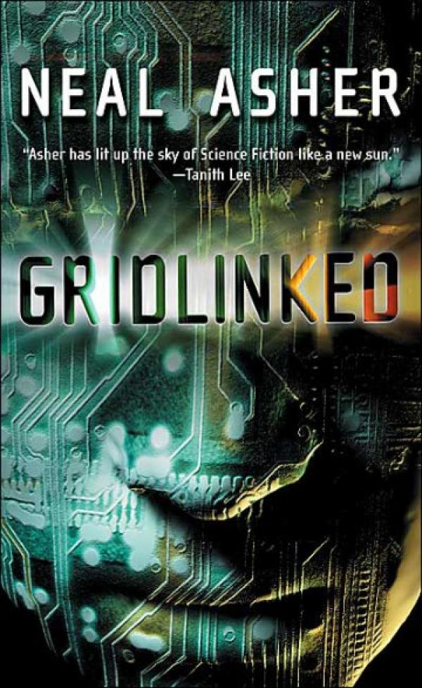 Gridlinked / Neal Asher
