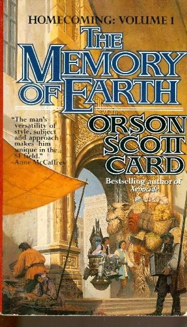 The Memory Of Earth / Orson Card