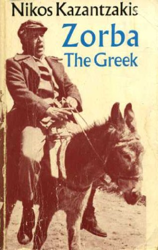 "Zorba the Greek <g:plusone href=""http://www.books-by-isbn.com/0-571/0571052657-Zorba-the-Greek-Nikos-Kazantzakis-0-571-05265-7.html"" count=""false""></g:plusone> - Nikos Kazantzakis"