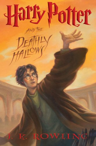 "Harry Potter and the Deathly Hallows (Book 7) <g:plusone href=""http://www.books-by-isbn.com/0-545/0545010225-Harry-Potter-and-the-Deathly-Hallows-Book-7-0-545-01022-5.html"" count=""false""></g:plusone> - J. K. Rowling"