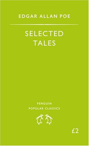 "Selected Tales (Penguin Popular Classics) <g:plusone href=""http://www.books-by-isbn.com/0-14/0140621164-Selected-Tales-Penguin-Popular-Classics-0-14-062116-4.html"" count=""false""></g:plusone> / Edgar Allan Poe"