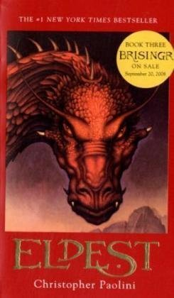 "Eldest (The Inheritance Cycle) <g:plusone href=""http://www.books-by-isbn.com/0-440/0440238498-Eldest-Inheritance-Christopher-Paolini-0-440-23849-8.html"" count=""false""></g:plusone> - Christopher Paolini"