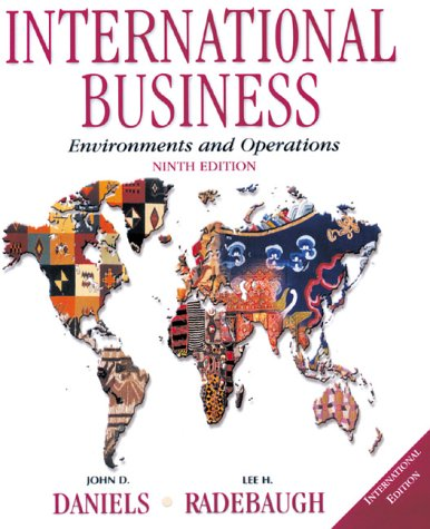 "International Business: Environments and Operations <g:plusone href=""http://www.books-by-isbn.com/0-13/013032034X-International-Business-Environments-and-Operations-0-13-032034-X.html"" count=""false""></g:plusone> / John D. Daniels"