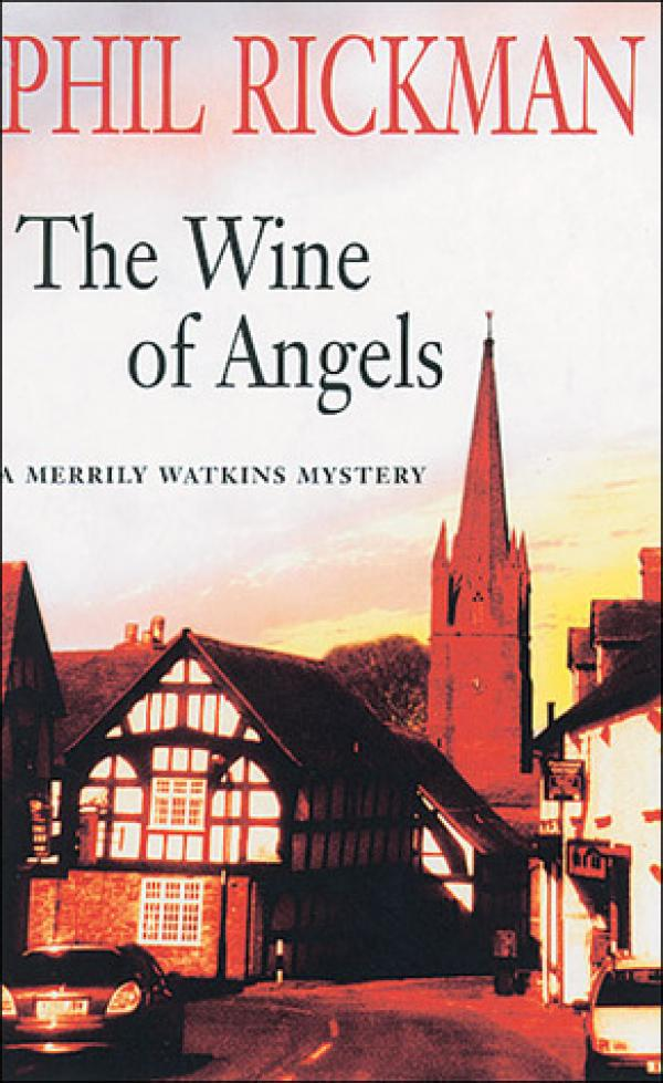 The Wine Of Angels  -  A Merrily Watkins Mysteries - Phil Rickman