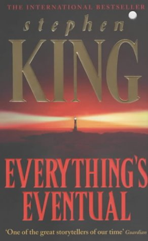 "Everything's Eventual <g:plusone href=""http://www.books-by-isbn.com/0-340/0340770740-Everything-s-Eventual-Stephen-King-0-340-77074-0.html"" count=""false""></g:plusone> - Stephen King"
