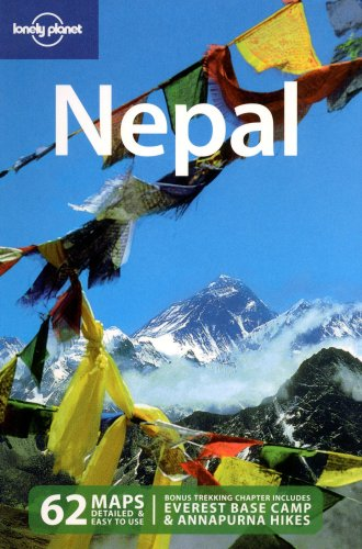 "Lonely Planet Nepal (Country Travel Guide) <g:plusone href=""http://www.books-by-isbn.com/1-74104/174104832X-Nepal-Country-Guide-Joe-Bindloss-1-74104-832-X.html"" count=""false""></g:plusone> / Joe Bindloss"