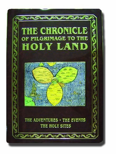 "The chronicle of pilgrimage to the Holy Land <g:plusone href=""http://www.books-by-isbn.com/965-7240/965724000X-The-chronicle-of-pilgrimage-to-the-Holy-Land-965-7240-00-X.html"" count=""false""></g:plusone> /"