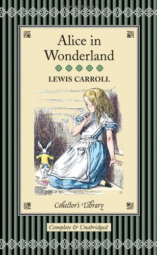 "Alice in Wonderland (Collector's library) <g:plusone href=""http://www.books-by-isbn.com/1-904633/1904633323-Alice-in-Wonderland-Collector-s-Library-1-904633-32-3.html"" count=""false""></g:plusone> / Lewis Carroll"