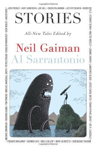 Stories: All-New Tales - Neil Gaiman