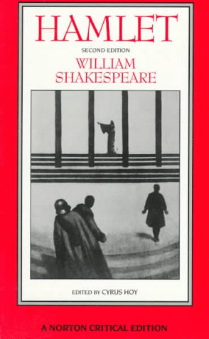 "Hamlet (Norton Critical Editions) <g:plusone href=""http://www.books-by-isbn.com/0-393/0393956636-Hamlet-An-Authoritative-Text-Intellectual-Backgrounds-Extracts-from-the-Sources-Essays-in-Criticism-Norton-Critical-Editions-0-393-95.html"" count=""false"" - William Shakespeare"