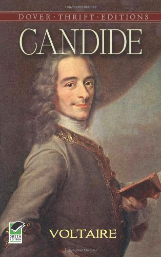 "Candide (Dover Thrift Editions) <g:plusone href=""http://www.books-by-isbn.com/0-486/0486266893-Candide-Dover-Thrift-Editions-Francois-Marie-Arouet-0-486-26689-3.html"" count=""false""></g:plusone> / Voltaire"