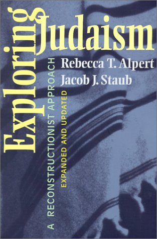 "Exploring Judaism: A Reconstructionist Approach (Expanded and Updated) <g:plusone href=""http://www.books-by-isbn.com/0-935457/093545750X-Exploring-Judaism-A-Reconstructionist-Approach-Expanded-and-Updated-0-935457-50-X.html"" count=""false""></g:plusone / Rebecca T. Alpert"