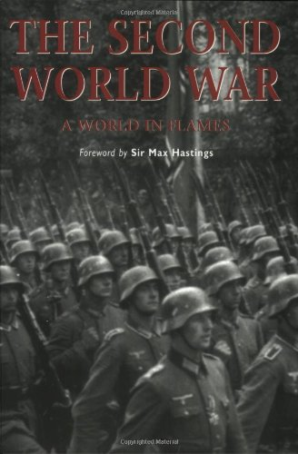 The Second World War A In Flames Essential Histories Specials G