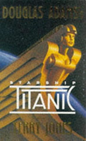 "Douglas Adams' Starship Titanic: A Novel <g:plusone href=""http://www.books-by-isbn.com/0-330/0330354469-Douglas-Adams-Starship-Titanic-A-Novel-0-330-35446-9.html"" count=""false""></g:plusone> - Terry Jones"