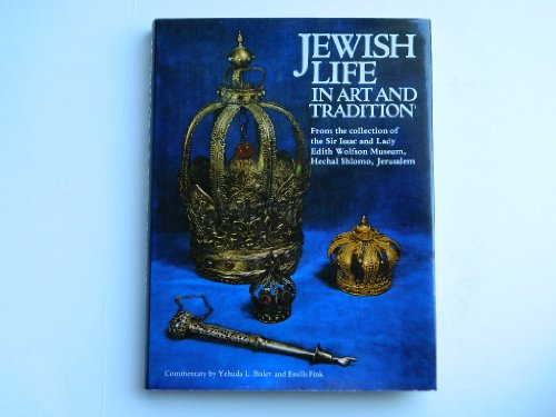 "Jewish life in art and tradition <g:plusone href=""http://www.books-by-isbn.com/0-297/0297770926-Jewish-life-in-art-and-tradition-Yehuda-Leiv-Bialer-0-297-77092-6.html"" count=""false""></g:plusone> /"