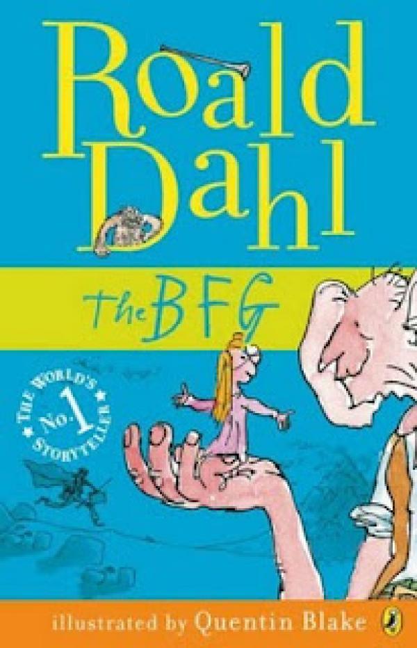 The BFG - Roald Dahi