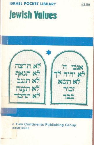 "Jewish Values (Israel Pocket Library) <g:plusone href=""http://www.books-by-isbn.com/0-7065/0706513320-Jewish-Values-Israel-Pocket-Library-Anonymous-0-7065-1332-0.html"" count=""false""></g:plusone> - Anonymous"