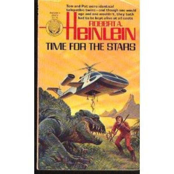 Time for the Stars / Robert A. Heinlein