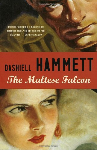 "The Maltese Falcon <g:plusone href=""http://www.books-by-isbn.com/0-679/0679722645-The-Maltese-Falcon-Vintage-Crime-Black-Lizard-0-679-72264-5.html"" count=""false""></g:plusone> / Dashiell Hammett"