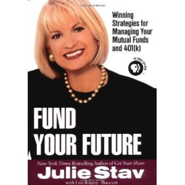 Fund your Future - Julie Stav