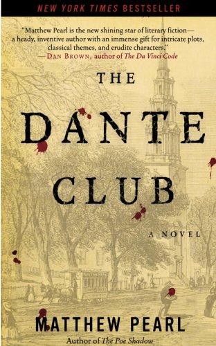 "The Dante Club: A Novel <g:plusone href=""http://www.books-by-isbn.com/0-345/034549038X-The-Dante-Club-A-Novel-Matthew-Pearl-0-345-49038-X.html"" count=""false""></g:plusone> - Matthew Pearl"