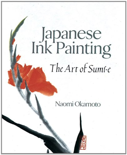 "Japanese Ink Painting: The Art of Sumi-e <g:plusone href=""http://www.books-by-isbn.com/0-8069/0806908335-Japanese-Ink-Painting-The-Art-of-Sumi-e-0-8069-0833-5.html"" count=""false""></g:plusone> - Naomi Okamoto"