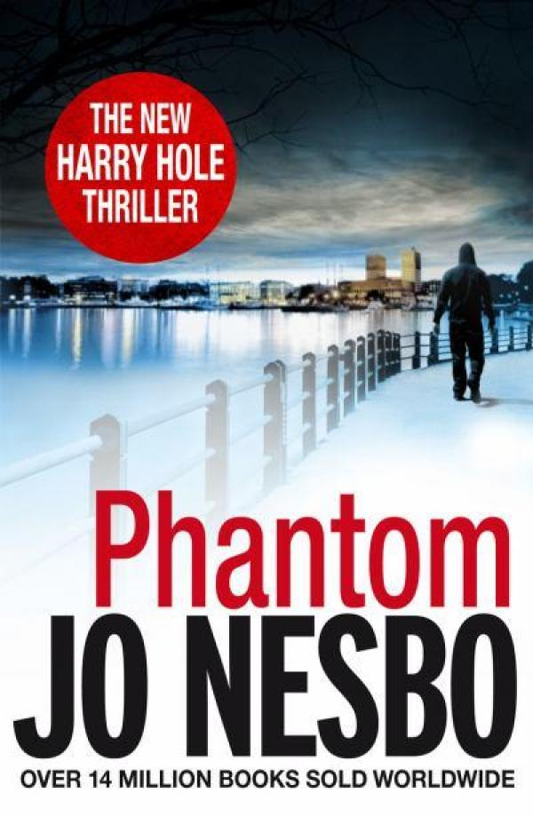 Phantom  -  A Harry Hole thriller   -  Harry Hole  #8 - Jo Nesbo