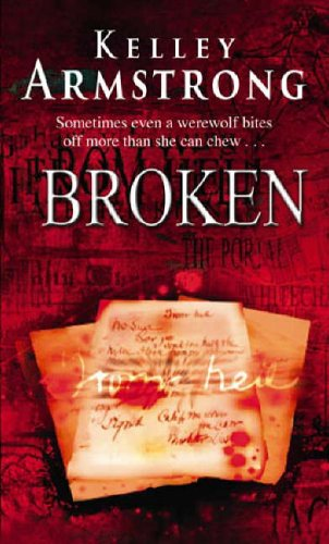 "Broken (Women of the Otherworld) <g:plusone href=""http://www.books-by-isbn.com/1-84149/1841493422-No-Humans-Involved-Kelley-Armstrong-1-84149-342-2.html"" count=""false""></g:plusone> / Kelley Armstrong"