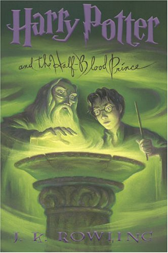 "Harry Potter and the Half-Blood Prince (Book 6) <g:plusone href=""http://www.books-by-isbn.com/0-439/0439784549-Harry-Potter-and-the-Half-Blood-Prince-Book-6-0-439-78454-9.html"" count=""false""></g:plusone> - J. K. Rowling"