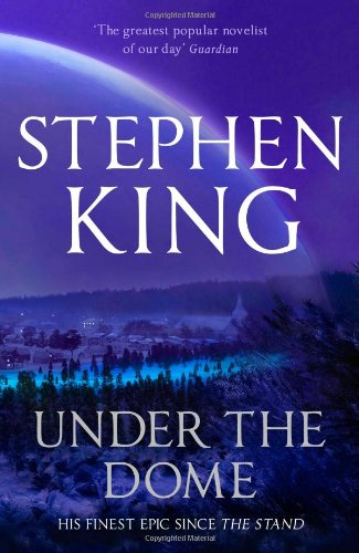 "Under the Dome <g:plusone href=""http://www.books-by-isbn.com/0-340/0340992565-Under-the-Dome-Stephen-King-0-340-99256-5.html"" count=""false""></g:plusone> - Stephen King"