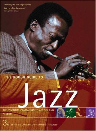 "The Rough Guide to Jazz (Rough Guide Music Guides) <g:plusone href=""http://www.books-by-isbn.com/1-84353/1843532565-The-Rough-Guide-to-Jazz-Ian-Carr-Digby-Fairweather-Brian-Priestley-1-84353-256-5.html"" count=""false""></g:plusone> / Ian Carr"