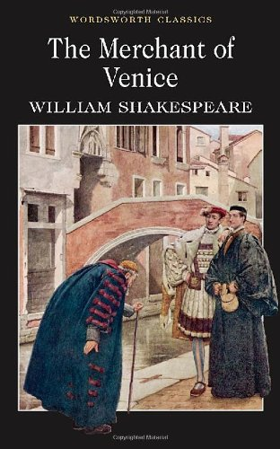 "The Merchant of Venice (Wordsworth Classics) (Wordsworth Classics - Shakespeare) <g:plusone href=""http://www.books-by-isbn.com/1-84022/1840224312-The-Merchant-of-Venice-Wordsworth-Classics-Shakespeare-S.-1-84022-431-2.html"" count=""false""></g:plusone> - William Shakespeare"