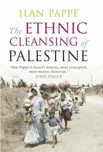"The Ethnic Cleansing of Palestine <g:plusone href=""http://www.books-by-isbn.com/1-85168/1851685553-The-Ethnic-Cleansing-of-Palestine-Ilan-Pappe-1-85168-555-3.html"" count=""false""></g:plusone> / Ilan Pappe"