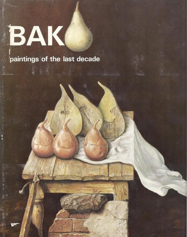 שמואל בק -  Bak paintings of the last / שמואל בק