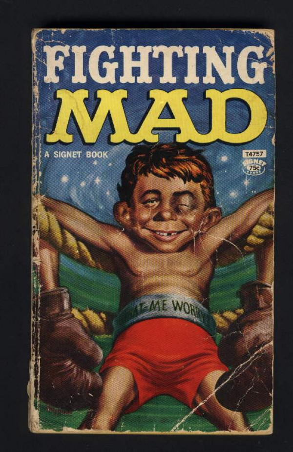 Fighting MAD - William M. Gaines's