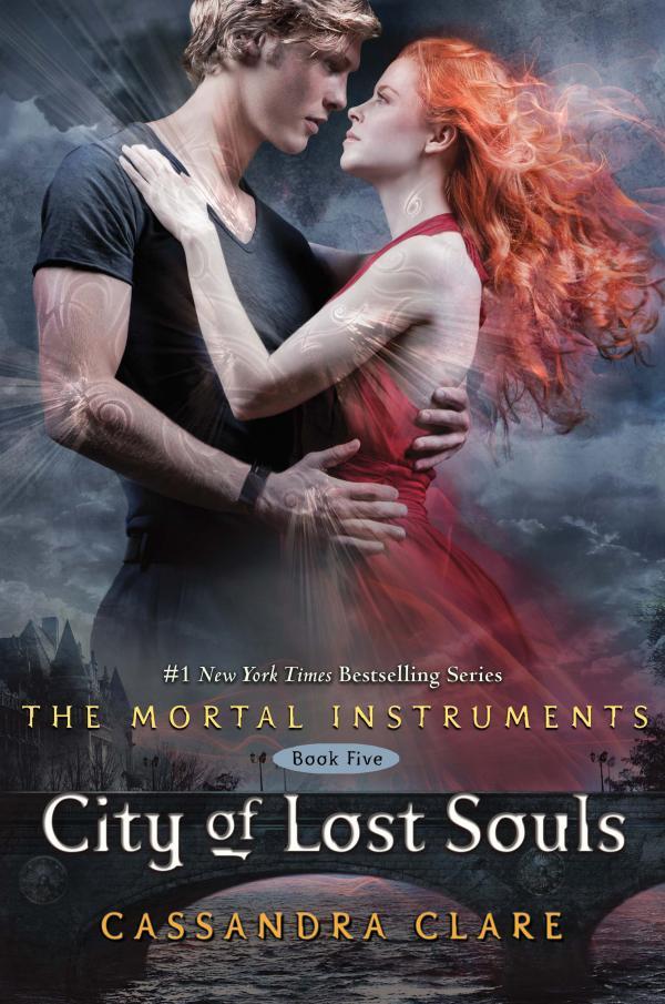 City of Lost Souls - The Mortal Instruments, Book 5 - Cassandra Clare