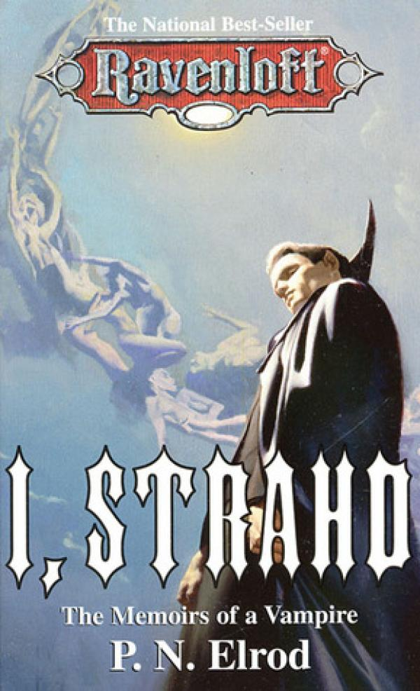 I, Strahd: The Memoirs of a Vampire  - Ravenloft  #7 / P.N. Elrod