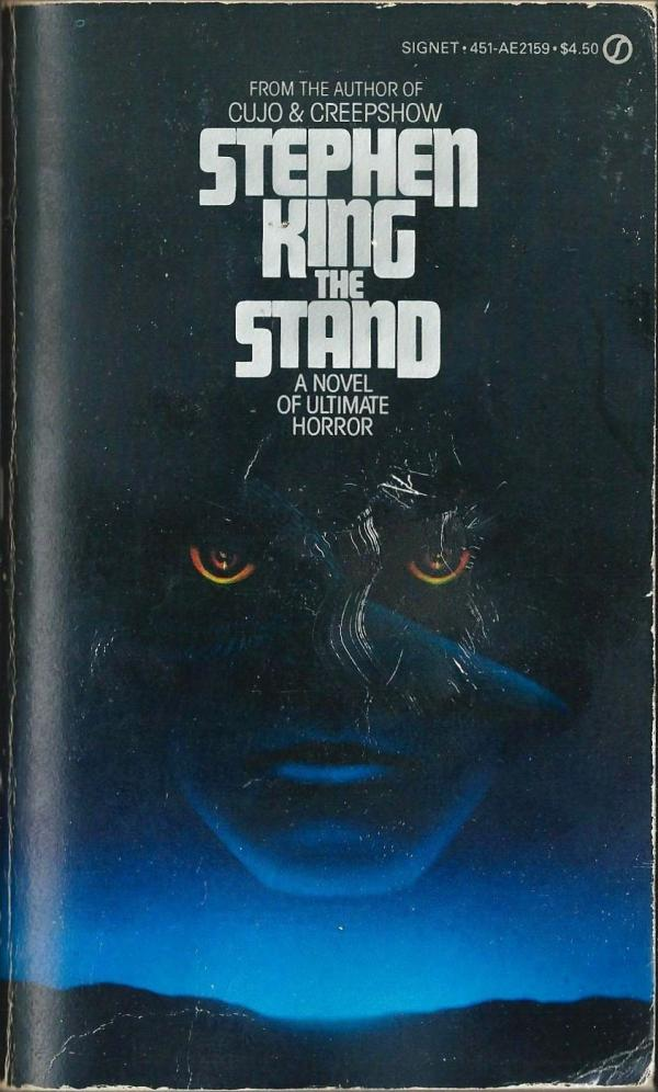 The stand  (Signet, 1980) - Stephen King