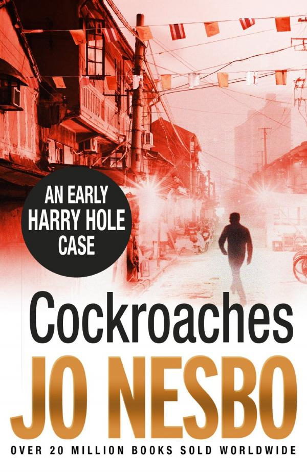 cockroaches -  An early Harry Hole case - Jo Nesbo