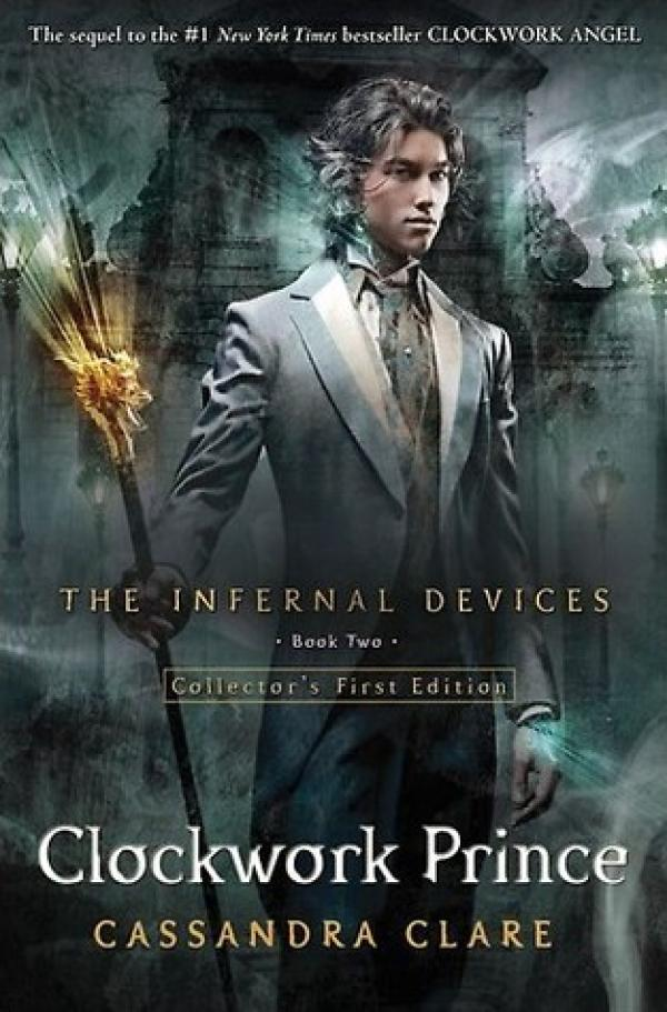 Clockwork Prince - The Infernal Devices #2 - Cassandra Clare