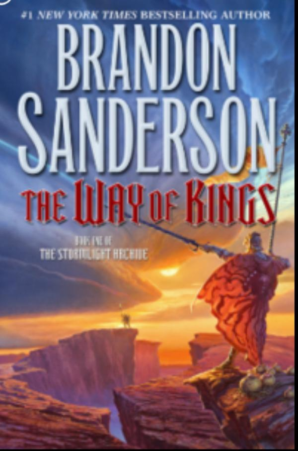 The Way of Kings - The Stormlight Archive #1 - Brandon Sanderson