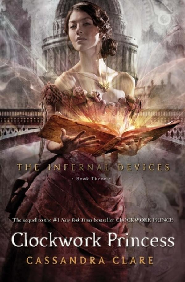 Clockwork Princess -  The Infernal Devices  #3 - Cassandra Clare