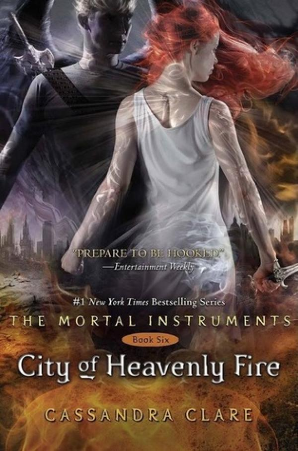 City of Heavenly Fire - The Mortal Instruments #6 - Cassandra Clare