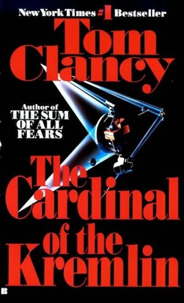 The Cardinal of The Kremlin (Berkley Books) - Tom Clancy