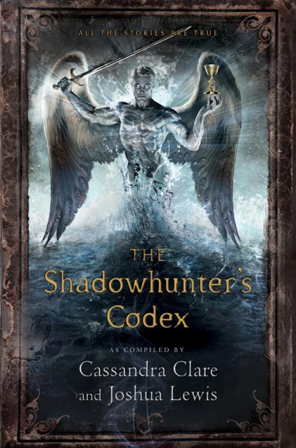 The Shadowhunter's Codex  - Cassandra Clare