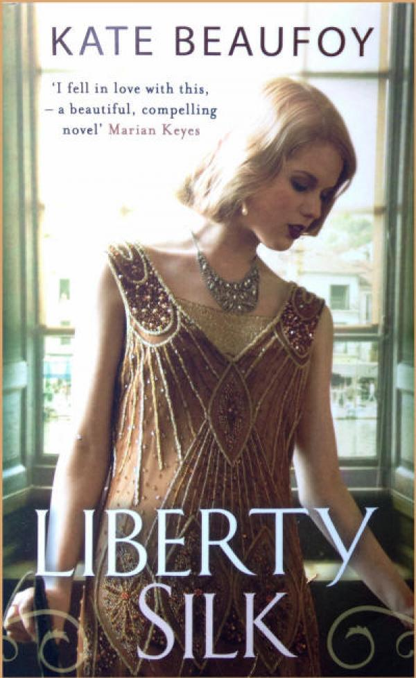 Liberty Silk  - Kate Beaufoy