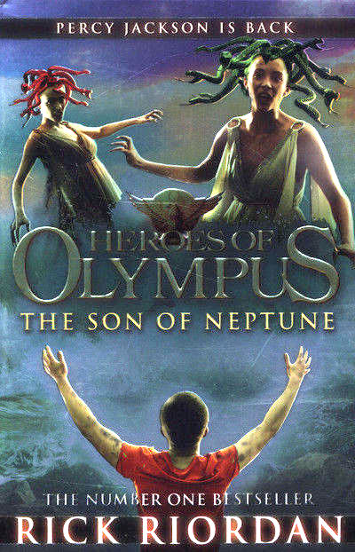 Heroes of Olympus - The Son of Neptune - Heroes of Olympus #2 - Rick Riordan